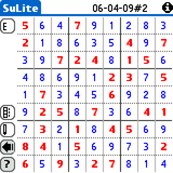 Sudoku Puzzle solved