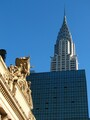 Grand Central Station and Chrysler Building