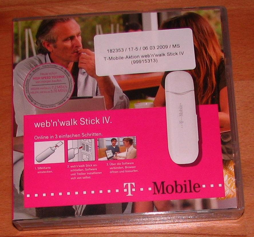 Tmobile web n walk software download