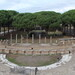 The Ostia Antica Amphitheatre