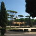 Piazza di Siena at the Park Borghese