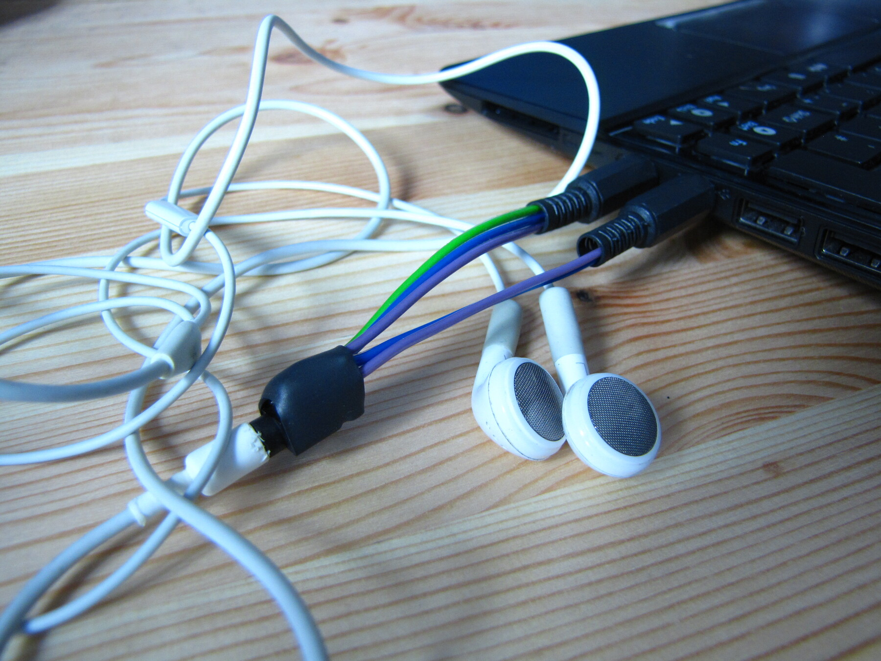 Using Your Mobile Headset On A Pc Wiring