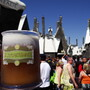 Frozen Butter Beer at Universal Studios