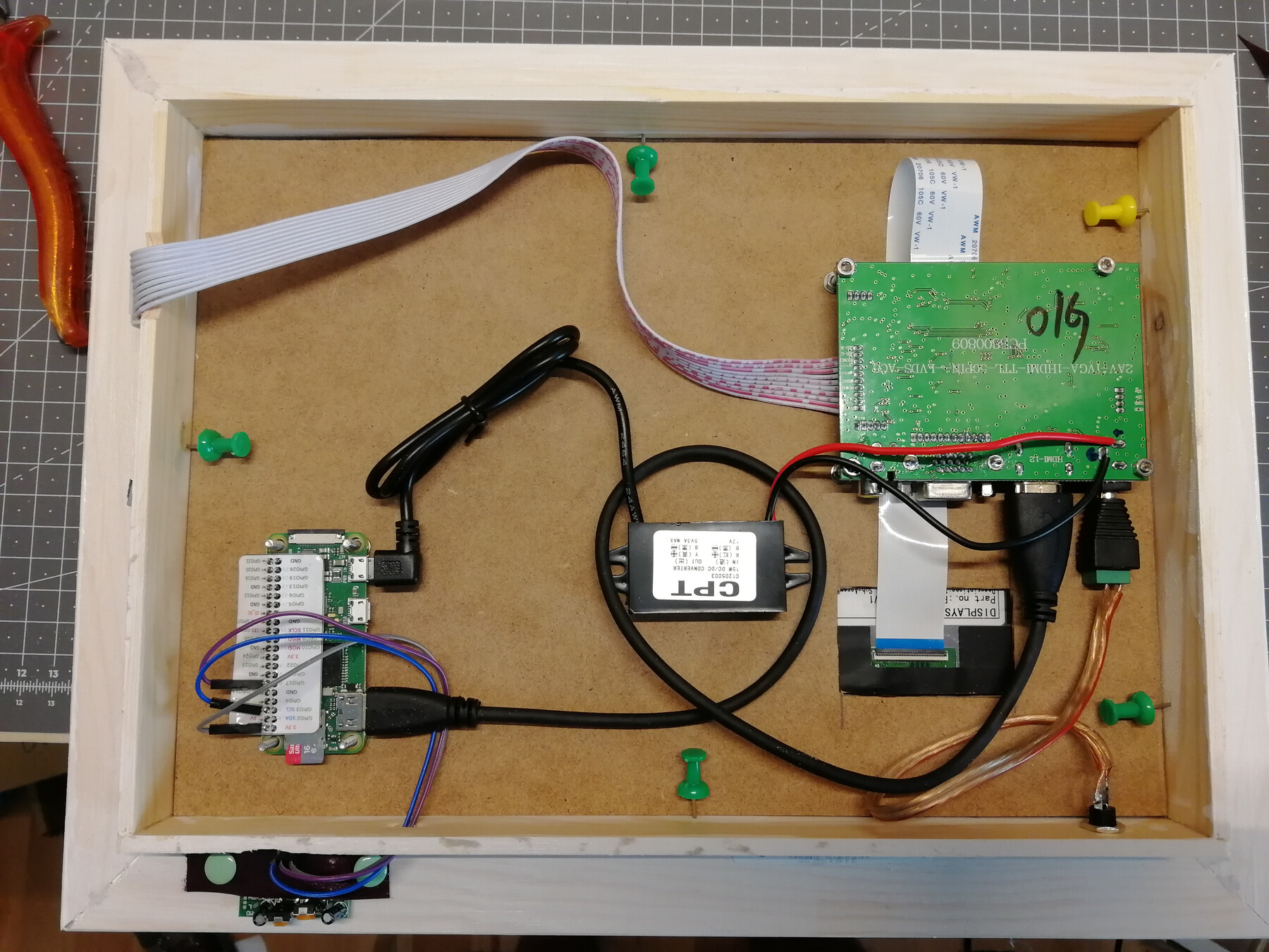Diy Digital Picture Frame Splitbrain Org