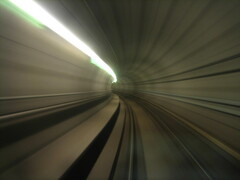 """Tunnel vision"" by adactio"